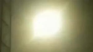 ウクライナ機をイランが撃墜した瞬間の動画を公開 / 激しい閃光とともに消滅