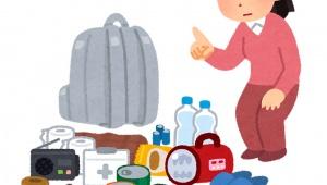 【話題】日本の防災バッグ常備率は3割以下 / サントリーの調査で「3人に1人が期限切れの劣化防災バッグ」と判明