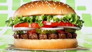 【革命グルメ】牛肉っぽいのに牛肉不使用ハンバーガーが大人気 / バーガーキングの牛肉0パーセントバーガー