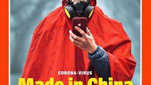 【炎上】週刊誌が表紙に「コロナウイルス メイド イン チャイナ」と書いて世界中から批判殺到 / DER SPIEGEL