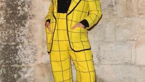 GUCCIのスーツが「クレヨンしんちゃん」の組長先生にそっくりだと話題 / 偶然の一致なのか