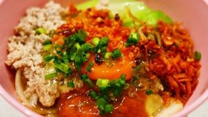【極上グルメ】下北沢のマレーシア朝食ドライチリパンミーが絶品 / 日本の高品質食材で再現「圧延ジャパンミー」
