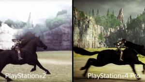 プレイステーション4で無料配信されている「ワンダと巨像」が大好評 / PS2の思い出がPS4で美麗によみがえる