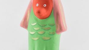 【衝撃】 マサカ商店のアマビエ真坂人形が可愛すぎて完売 / 激烈カワイイ激烈アマビエ「新型コロナウイルスに打ち勝て!」