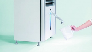 【衝撃】除菌力ある電解水を自動で作ってくれる加湿空気清浄機「ピュアウォッシャー」が凄そうなんだが!