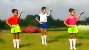【衝撃】FF7リメイクと北朝鮮が勝手にコラボYouTube動画 / FF7Rのバトル音楽と律動体操がシンクロ