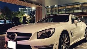 【話題】女性ひいて逃げた中川真理紗容疑者のクルマが超高級車と判明 /  メルセデスSL63AMG約2400万円「多分340キロでるでる」