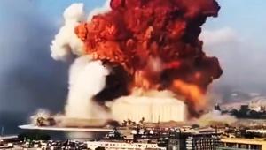 【衝撃】レバノン首都ベイルートの爆発の瞬間動画集が凄まじい件 …