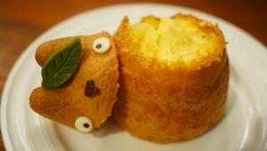 【衝撃】となりのトトロの公式ケーキが美味しそうだよ! 頭から食べたくなっちゃうね!