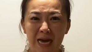 【衝撃】華原朋美が動画で号泣緊急謝罪 / 明らかに情緒不安定「高嶋ちさ子と尾木徹社長に泣いて謝罪」