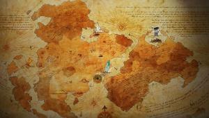 【衝撃】FF16ワールドマップがFF11やFF14と酷似 / さまざまなFFと世界線で繋がりか「これは期待しかない」