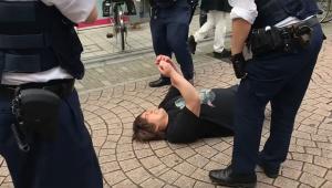 【衝撃】3回逮捕された迷惑系ユーチューバーが新たに書類送検 / へずまりゅうが渋谷で迷惑行為
