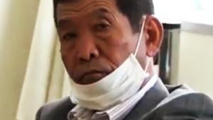 【衝撃】岡山の議員がマスク着用拒否しブチギレ激怒 / 自分のうんこ投げつけ大炎上「若造が!」