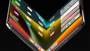 【衝撃】折り畳み式iPhone発売決定 / すでに部品選定と開閉テスト計画中「発売時期も決定」