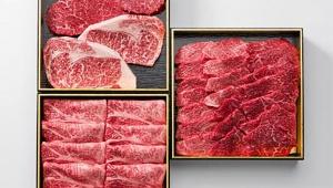 【衝撃】焼肉屋・格之進のおせち料理「門崎熟成肉食べ比べ三段重しゃぶしゃぶすき焼きセット」が激しくウマそうな件