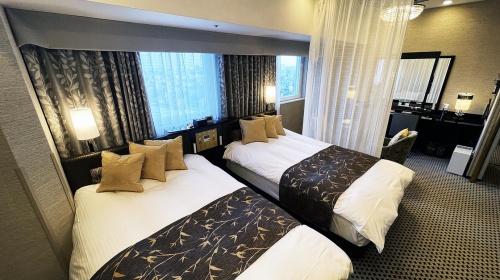 【東京旅】アパホテルのスイートルームが凄すぎた件 / アパホテル&リゾート両国駅タワー