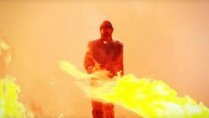 【ロシアヤバイ】最強の戦闘スーツを動画で公開 / 火炎も爆発も銃弾も無効化するロシアの戦闘スーツ「ラトニク」
