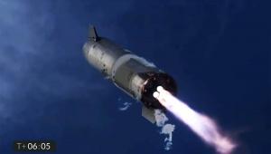 【衝撃動画】宇宙船スターシップの飛行と着陸動画が大絶賛 / 超安定したまま飛行着陸