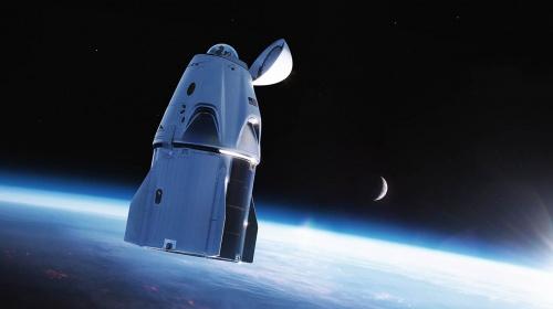 【衝撃動画】宇宙船クルードラゴンがどうやって宇宙ステーションに飛ぶのかわかる動画がスゴイ! ドラ…