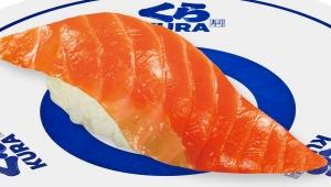 【話題】くら寿司で激ウマ「福井県産のブランド・ふくいサーモン」の寿司が食えるぞ! しかもたったの110円