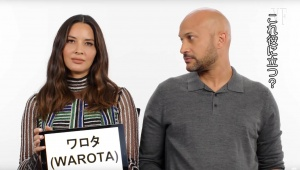 【衝撃】ハリウッド女優が日本のスラングを動画で世界に伝える「ワロタwww」「オッス!」「空気読めない」