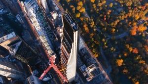 【衝撃動画】チョー薄いのにチョー高いチョー高層ビル「111 West 57th Street」がニューヨーク・マンハッタンに爆誕!
