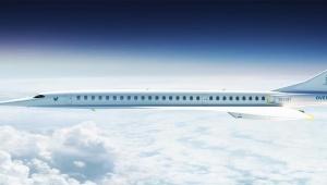 【衝撃】東京からアメリカまでたった6時間で飛行できる超音速旅客機が誕生 / 2029年に登場予定「オーバーチュア」(Overture)