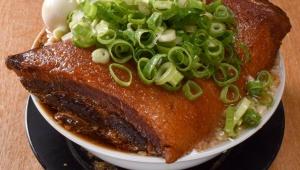【衝撃】ラーメン二郎系ラーメンやめて肉1キロラーメン開始 / 島田のラーメン庄二郎「バブみを感じてオギャる背脂醤油」