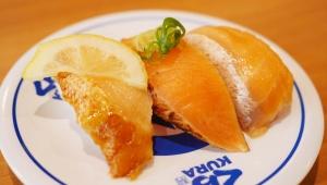 【回転寿司】くら寿司のウマイ「新物うに」「特大切りとろサーモン…