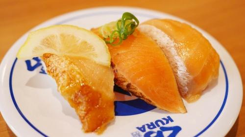 【回転寿司】くら寿司のウマイ「新物うに」「特大切りとろサーモン三種」「ぼたんえび」「大粒赤貝二種…