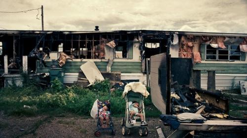 【海外】これが世界第一位の裕福な国? 悲惨すぎるアメリカの現実の写真あれこれ